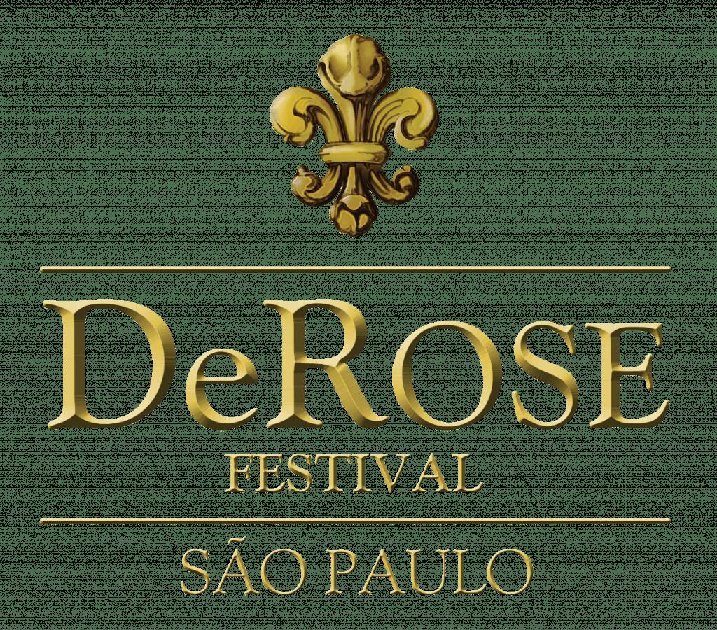 Logo DeROSE Festival São Paulo