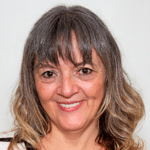 Profª. Nina de Holanda